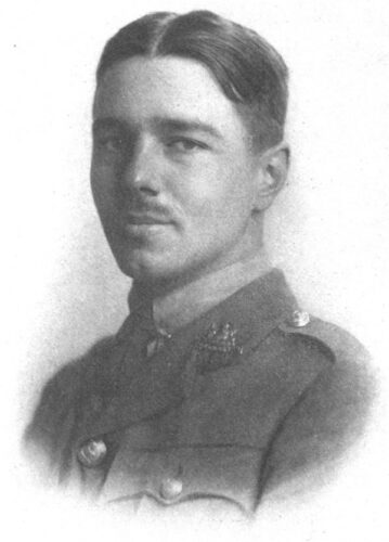 Keith Douglas gallantry