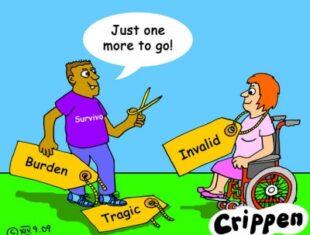 Crippen cartoon