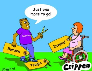 Crippen cartoon