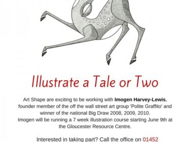 Illustrate a Tale or Two with Imogen Harvey-Lewis