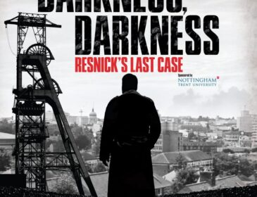 Book cover of 'Darkness Darkness'