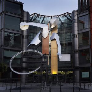 Monument to the Unintended Performer by Tony Heaton