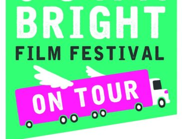 Oska Bright Film Festival on tour logo