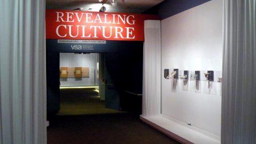 Revealing Culture entrance
