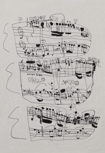 Koji Nishioka's Musical Score 16.