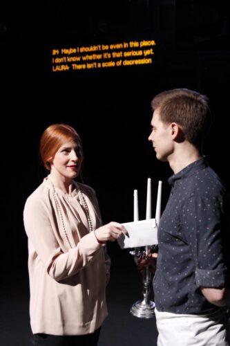 National Theatre performance at CaptionCue event