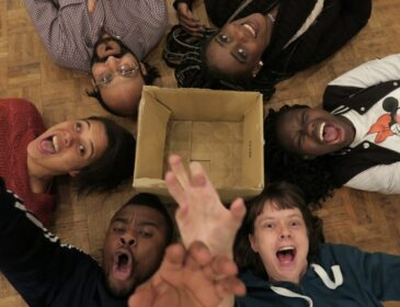 Act Up! Newham present Outside the Box
