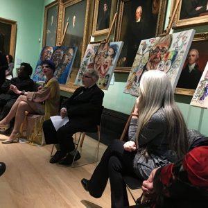 Portraits Untold at National Portrait Gallery