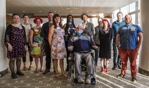 Creative Future Literary Award winners 2016