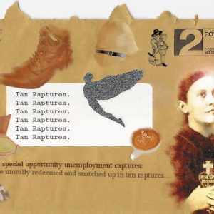 Image of a brown envelope with several images symbolic of Victorian work ethic