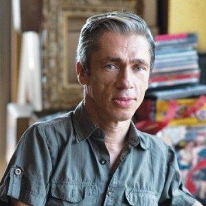 Mat Fraser portrait