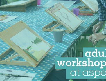 Adult Workshops flyer