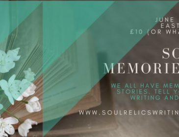 Soul Relics flyer