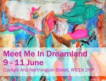 Meet me in dreamland flyer
