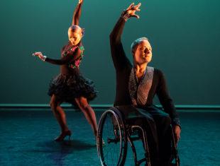a male and female dancer