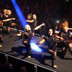 The Vogue Ball: Female dancers