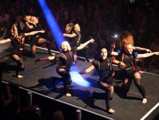 The Vogue Ball: Female dancers