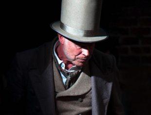 Morgan Stern production shot
