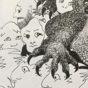 Dragon by Gini