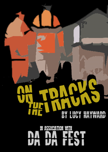 On the tracks poster