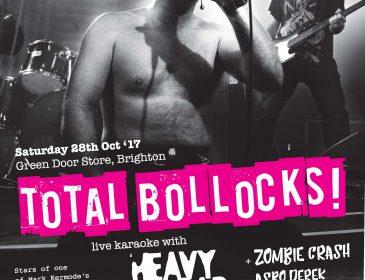 Heavy Load: Total Bollocks