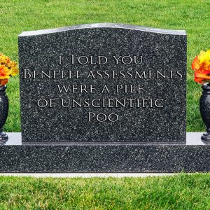 Benefit Assessment Epitaph