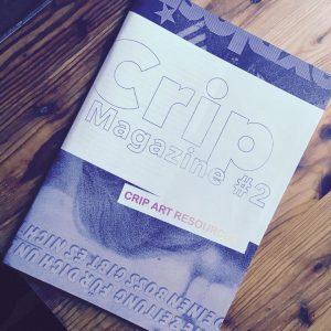 crip magazine 2 cover