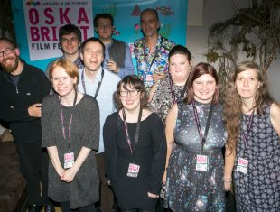 Oska Bright Film Festival team
