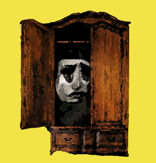 Faces in the Wardrobe