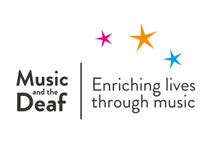 Music and the Deaf logo