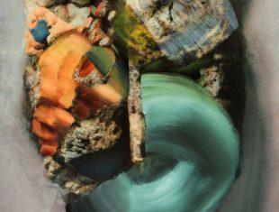 Stefania Laccu Sarahs Blurred Green