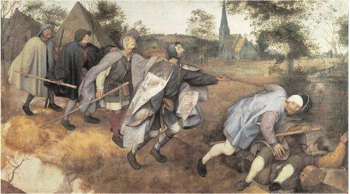 Pieter Bruegel the Elder, The Blind Leading the Blind