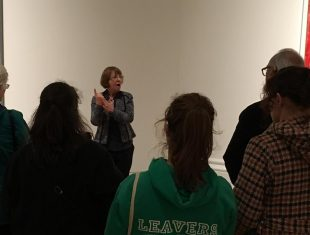 BSL Tour at the Royal Academy