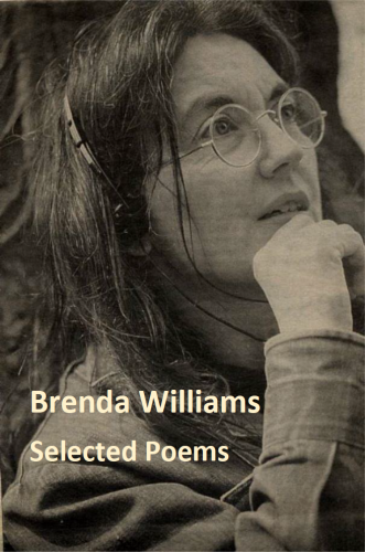 Brenda Williams Selected Poems front cover