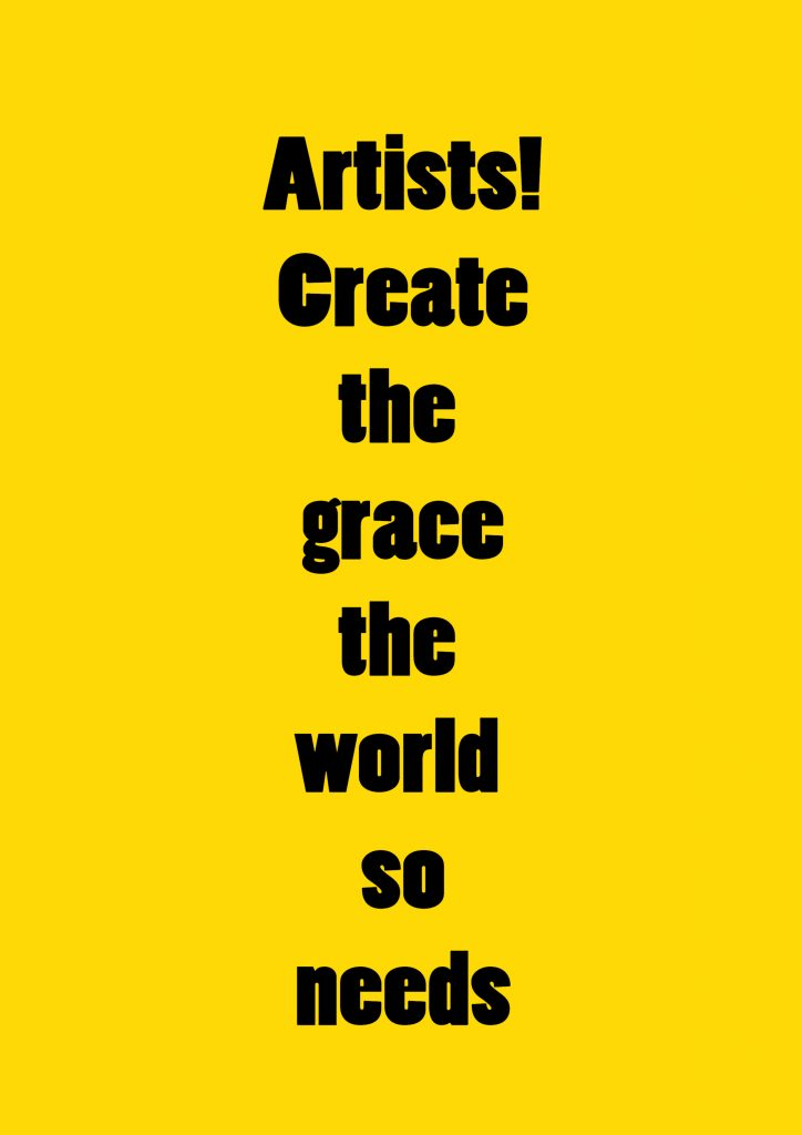 Create the Grace by Dolly Sen