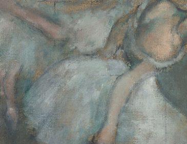 ilaire-Germain-Edgar Degas, Ballet Dancers,