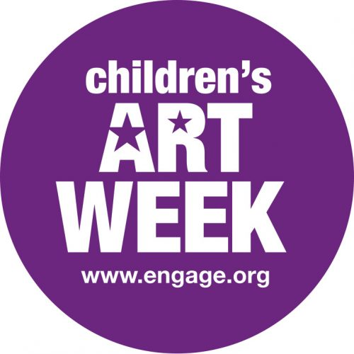 Children's Art Week logo