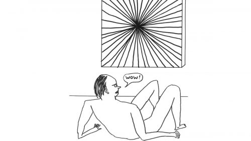 David Shrigley Illustration