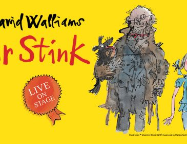 Book cover of Mr Stink by David Walliams