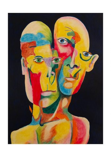Paul Bellingham Siamese Twins