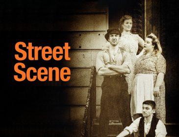 Street Scene logo