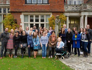 Clore Short course participants
