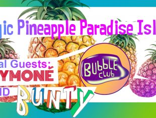 bubble club promo image