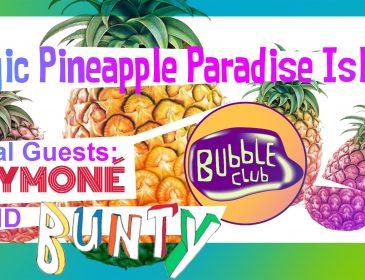 bubble club promo image
