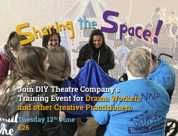 Sharing the space promo image