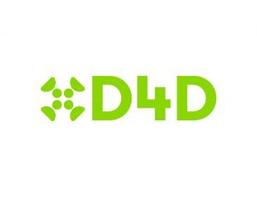 D4D logo