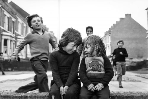 Tish Murtha, Elswick Kids, 1978 © Ella Murtha