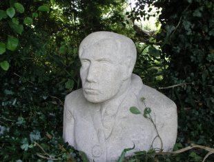 David Garnett statue