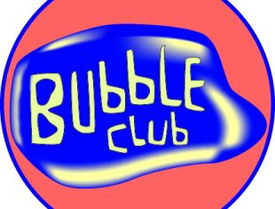 Bubble Club logo