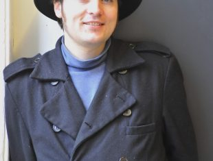 Portrait photograph of Anthony Fairweather